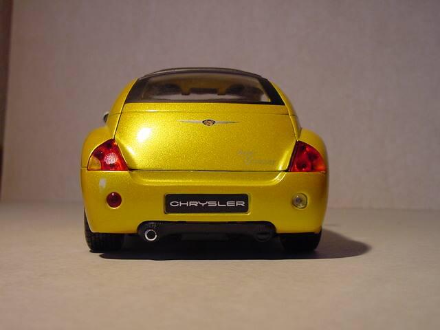 PT Cruiser Concept Car